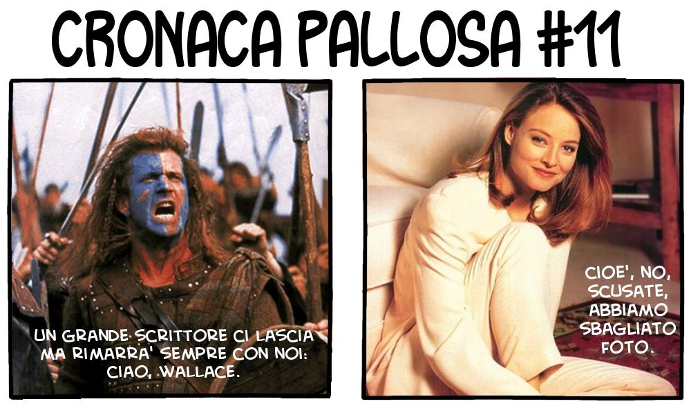 Per chi non li avesse riconosciuti: William Wallace e Jodie Foster