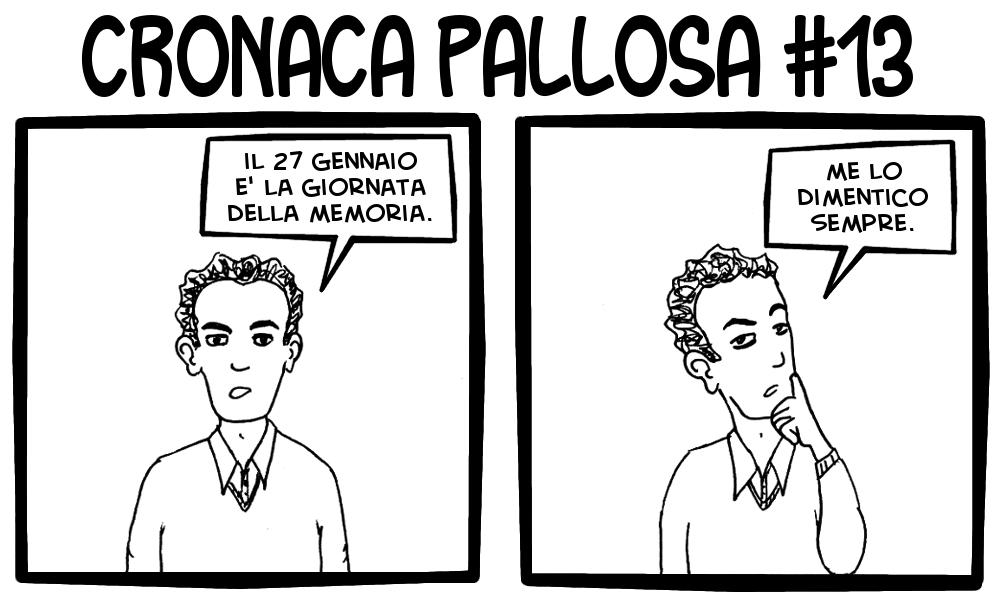Cronaca Pallosa 13