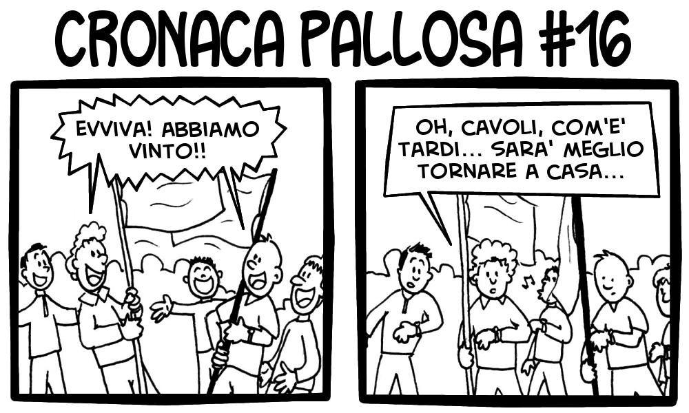 Cronaca Pallosa 16