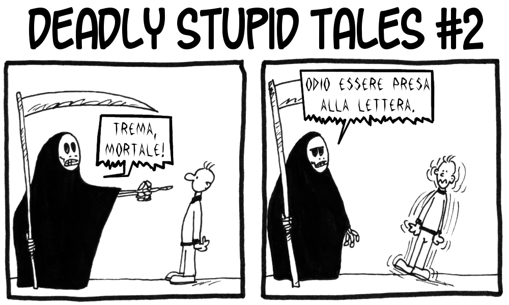 Deadly Stupid Tales 2