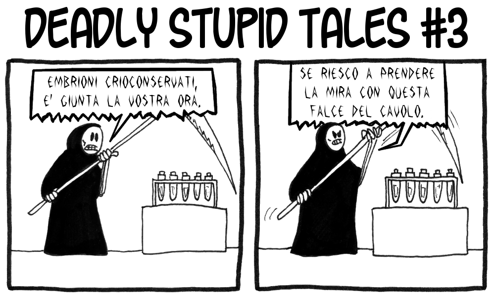 Deadly Stupid Tales 3