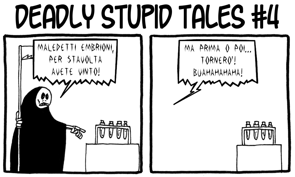 Deadly Stupid Tales 4