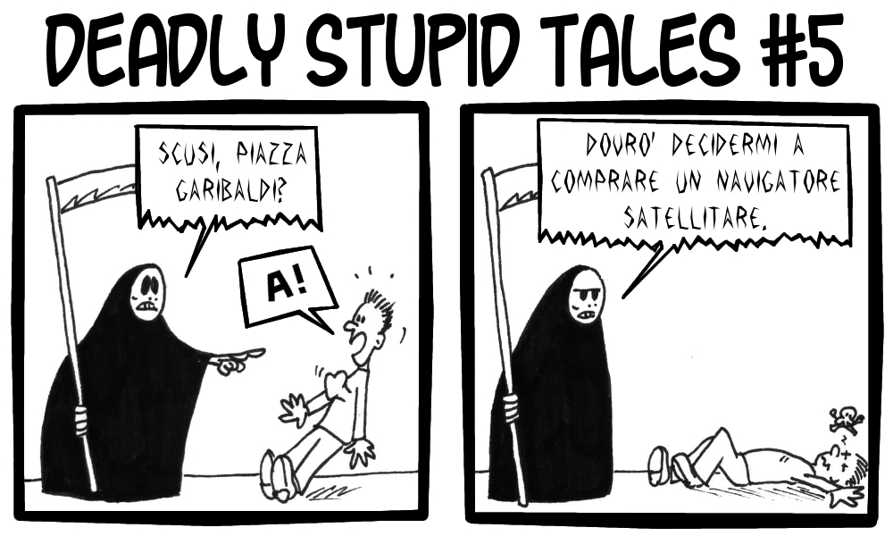 Deadly Stupid Tales 5