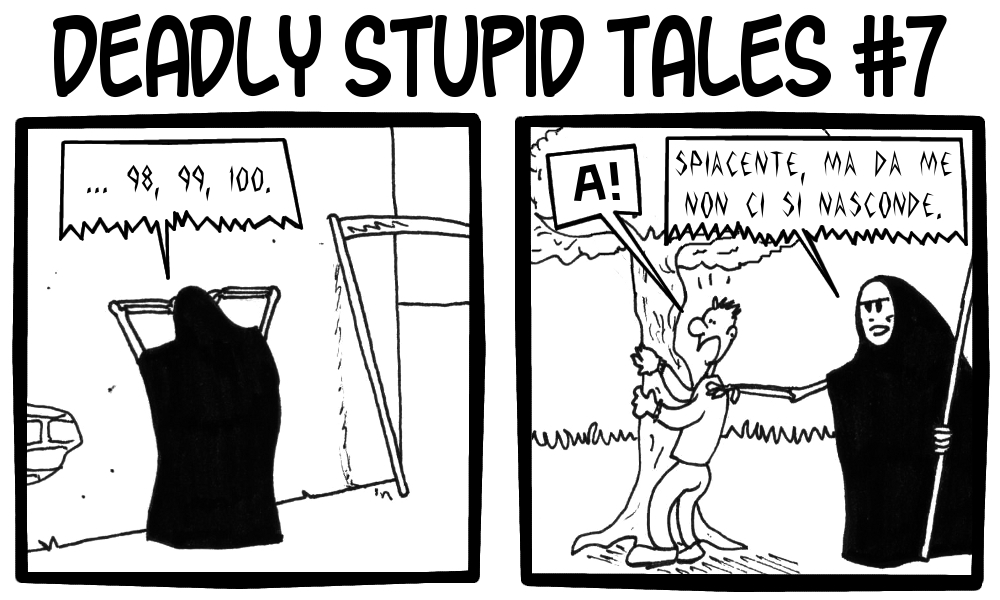 Deadly Stupid Tales 7