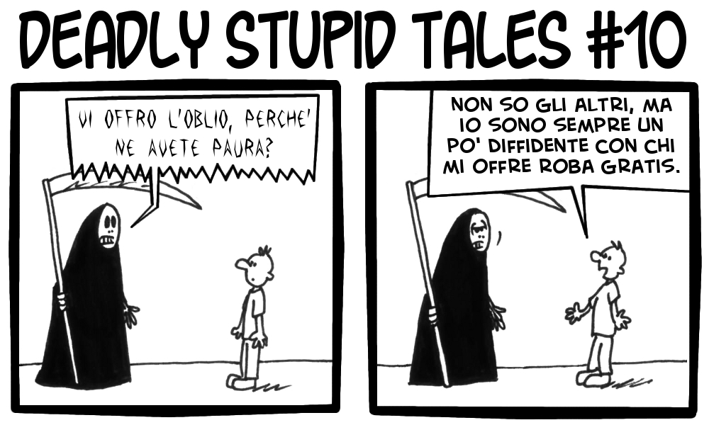 Deadly Stupid Tales 10