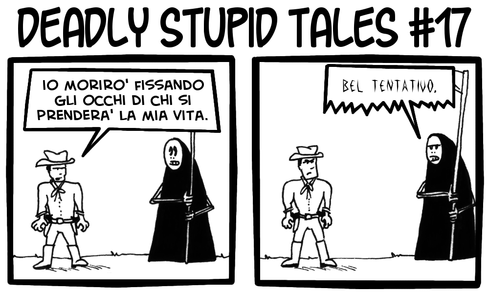 Deadly Stupid Tales 17