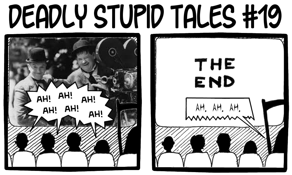 Deadly Stupid Tales 19