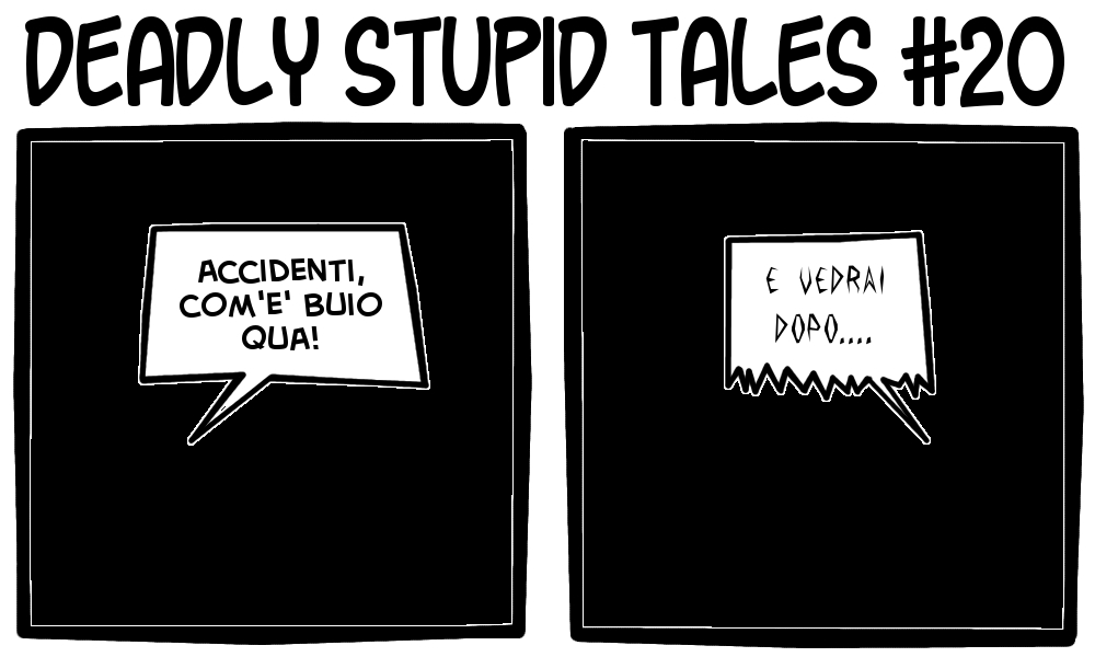 Deadly Stupid Tales 20