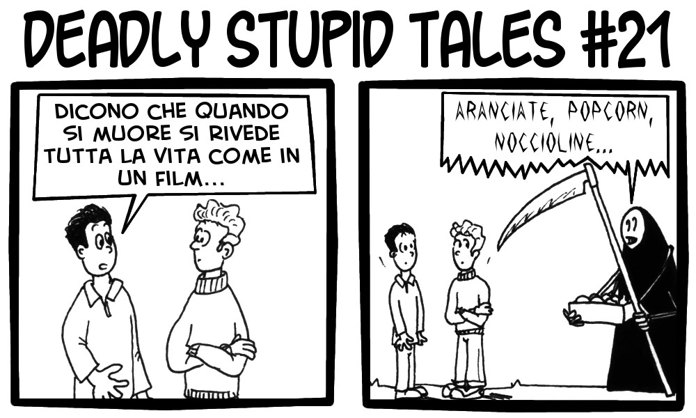 Deadly Stupid Tales 21
