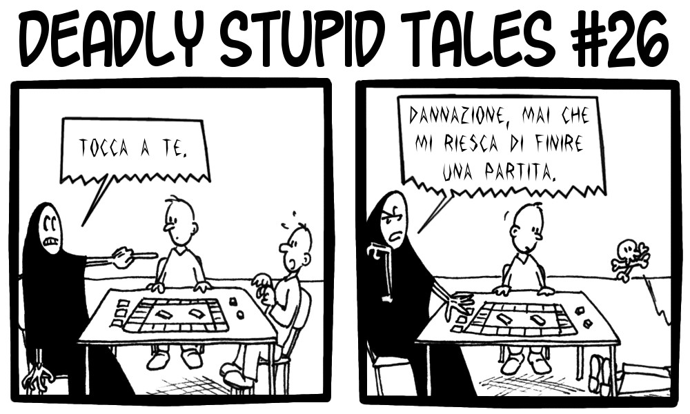 Deadly Stupid Tales 26
