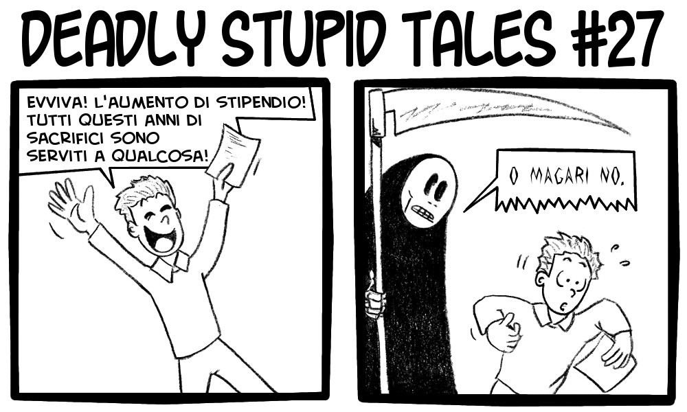 Deadly Stupid Tales 27