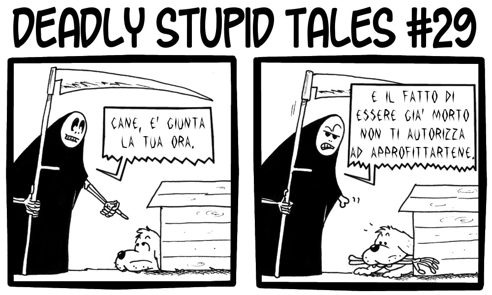 Deadly Stupid Tales 29