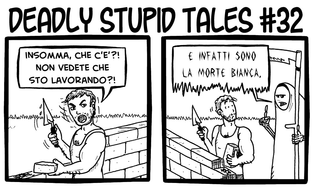 Deadly Stupid Tales 32