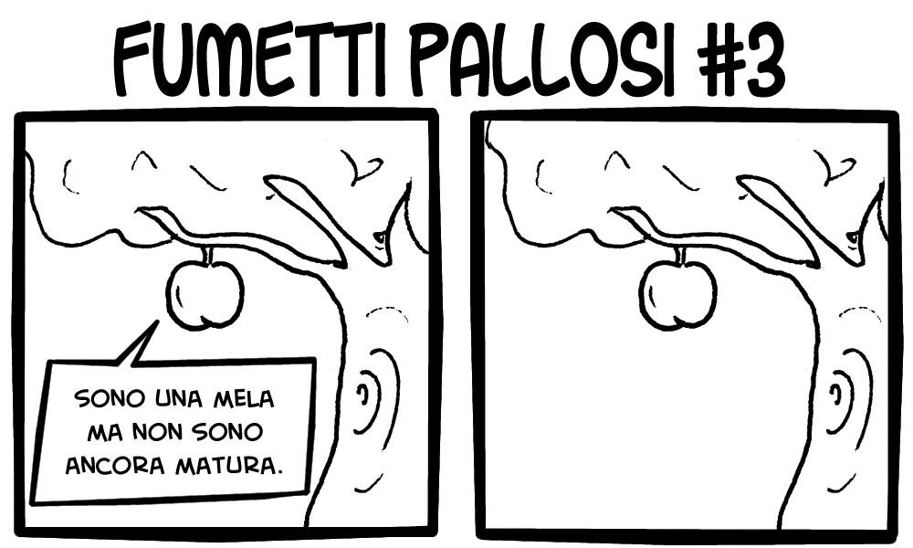 Fumetti Pallosi 3
