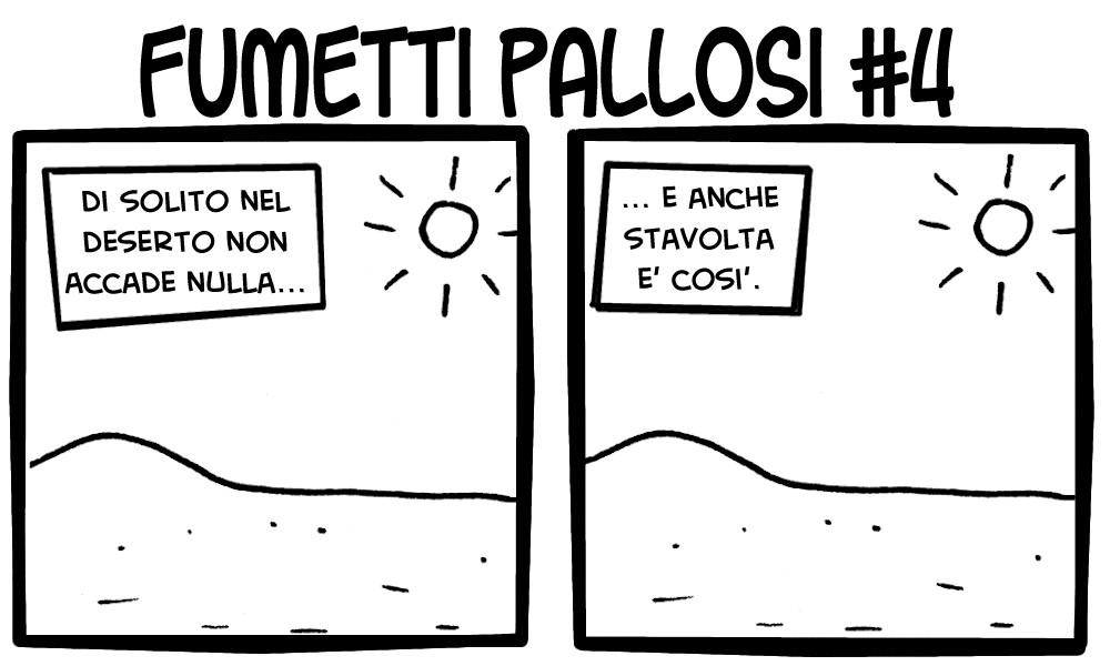 Fumetti Pallosi 4