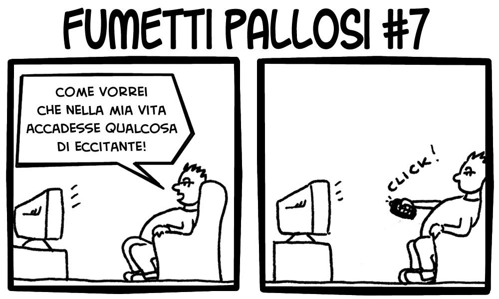 Fumetti Pallosi 7