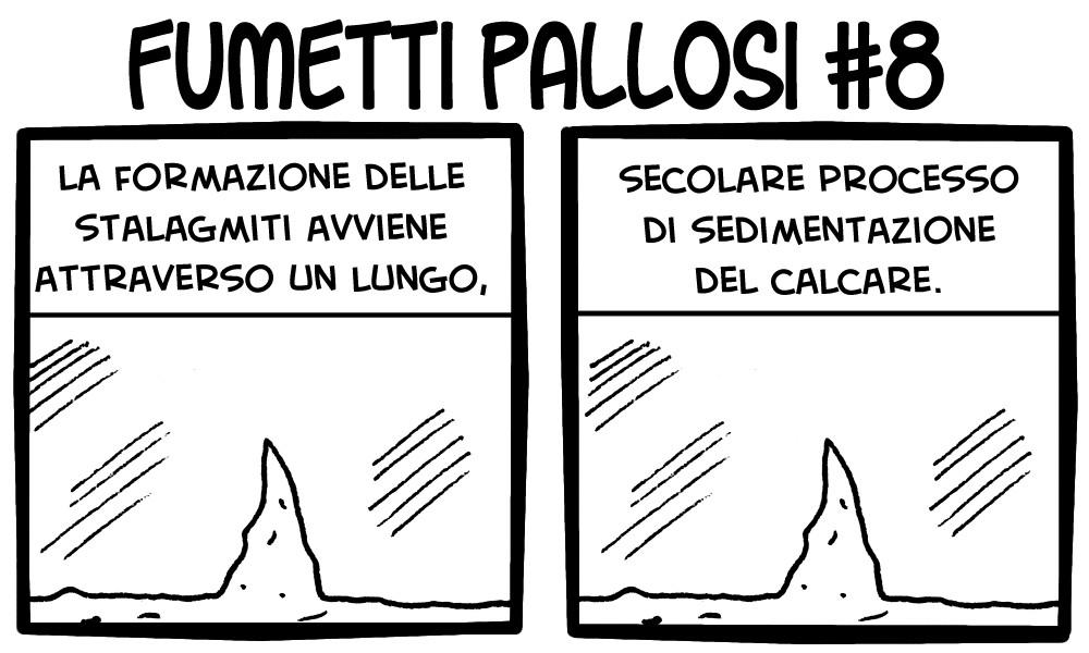 Fumetti Pallosi 8