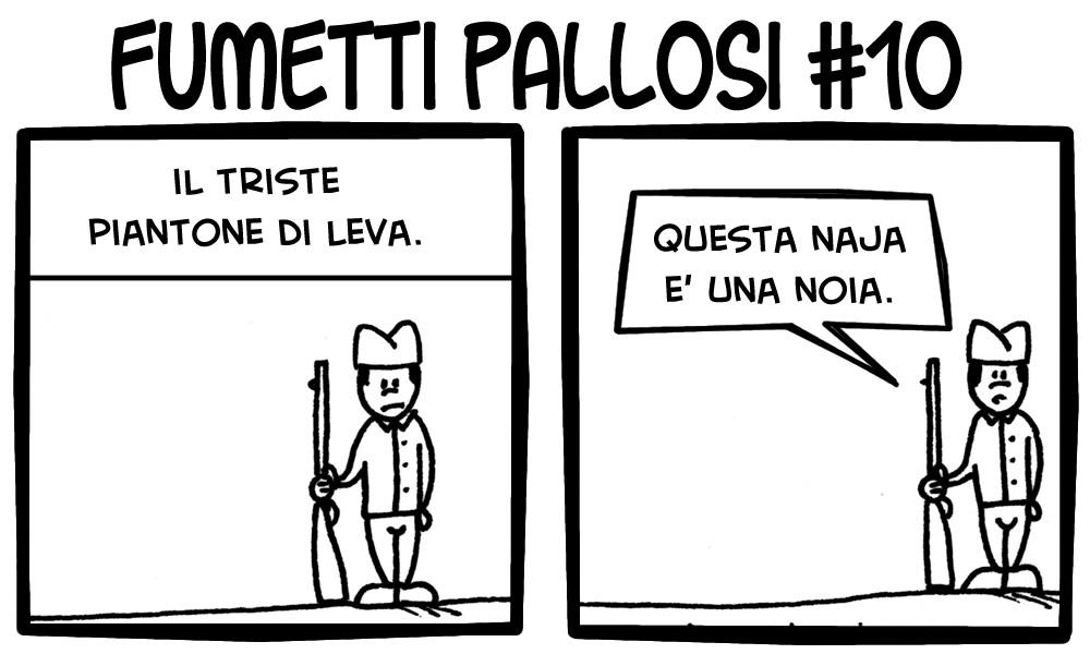 Fumetti Pallosi 10