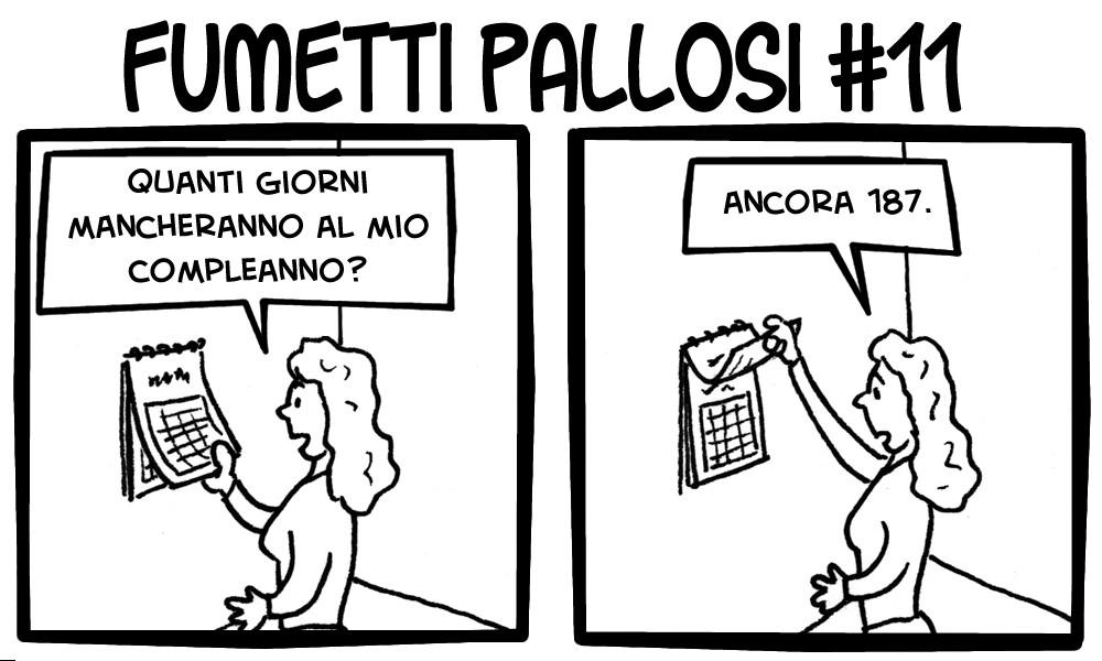 Fumetti Pallosi 11