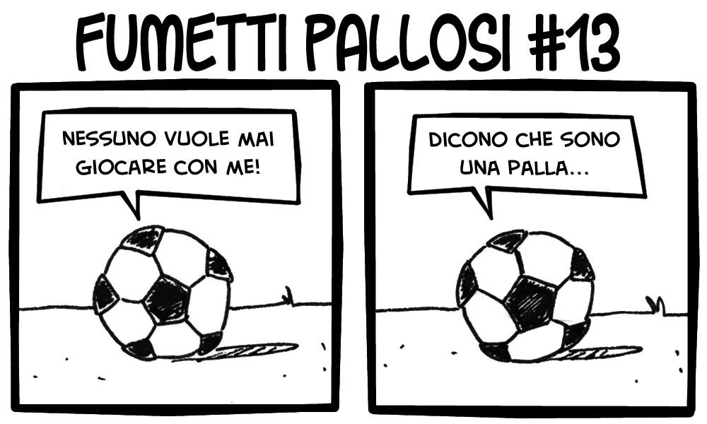 Fumetti Pallosi 13