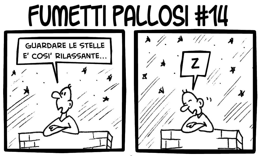 Fumetti Pallosi 14