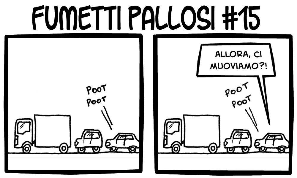 Fumetti Pallosi 15