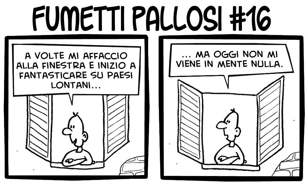 Fumetti Pallosi 16