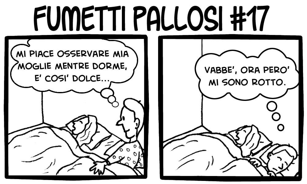 Fumetti Pallosi 17
