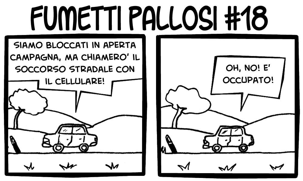 Fumetti Pallosi 18