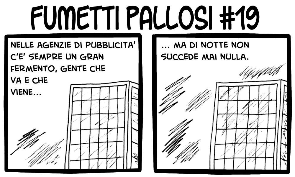 Fumetti Pallosi 19