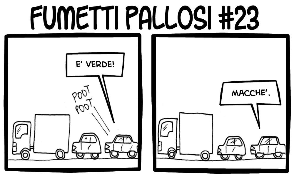 Fumetti Pallosi 23