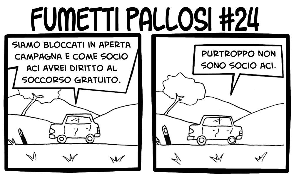 Fumetti Pallosi 24