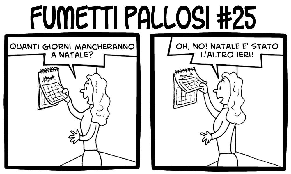 Fumetti Pallosi 25