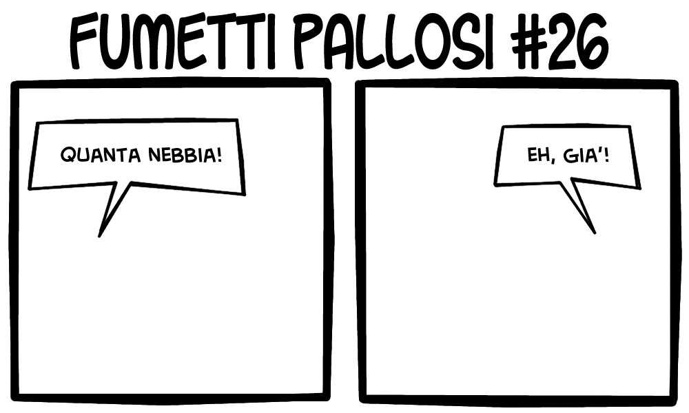 Fumetti Pallosi 26