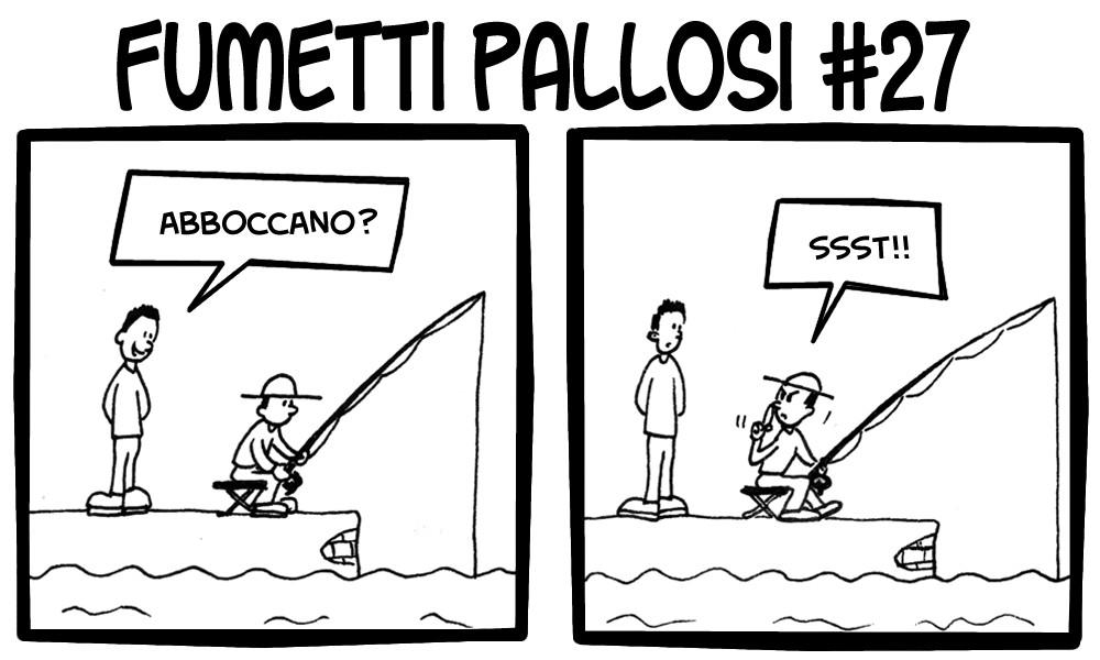 Fumetti Pallosi 27