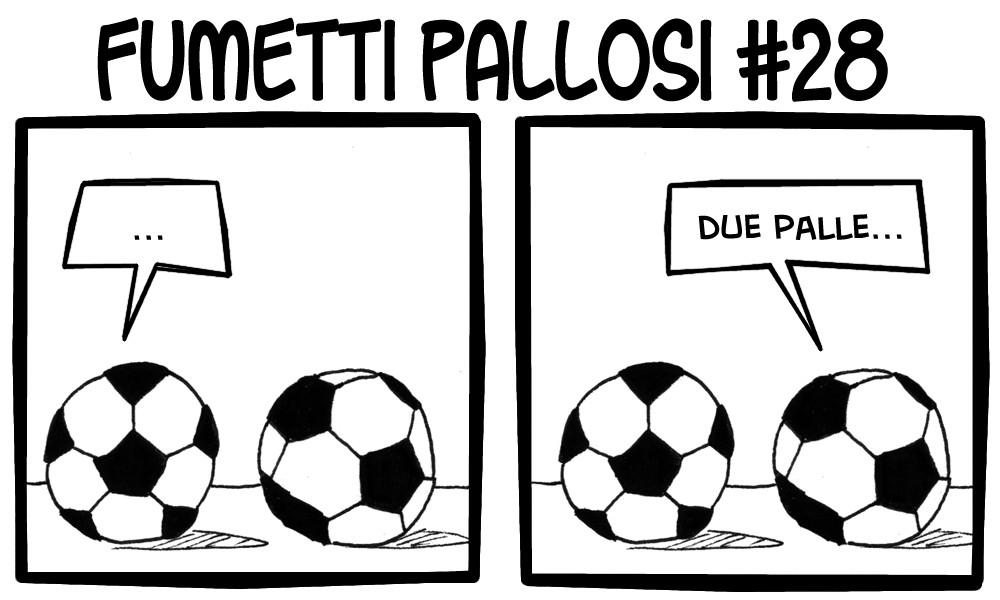 Fumetti Pallosi 28