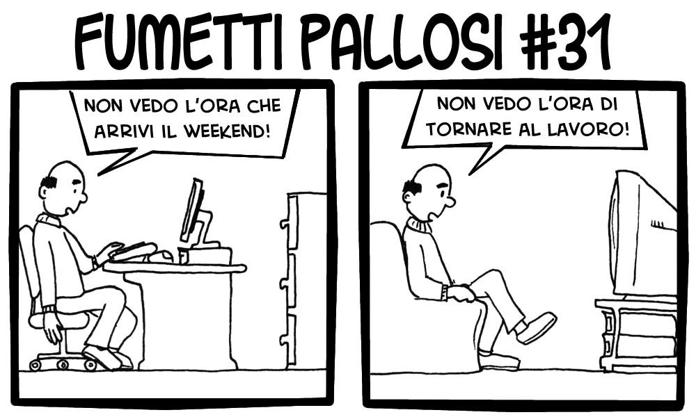Fumetti Pallosi 31