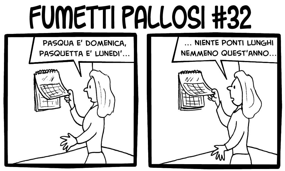 Fumetti Pallosi 32
