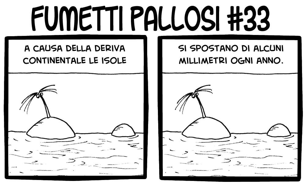 Fumetti Pallosi 33