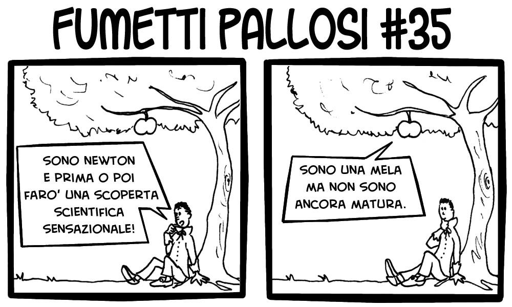 Fumetti Pallosi 35