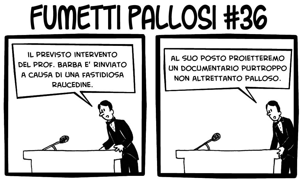 Fumetti Pallosi 36