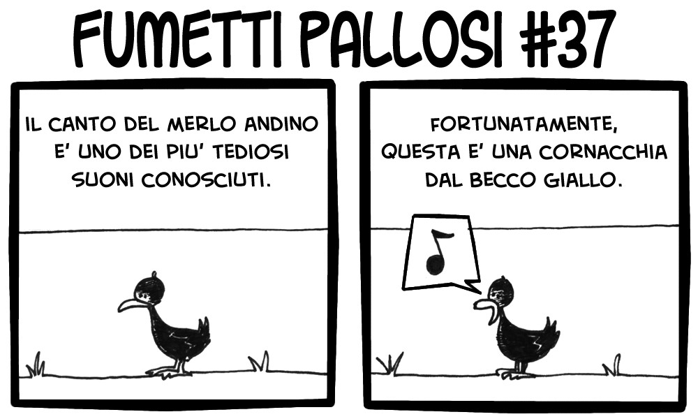Fumetti Pallosi 37