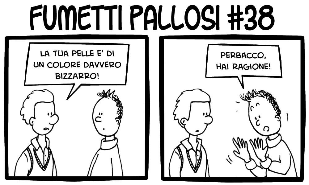 Fumetti Pallosi 38