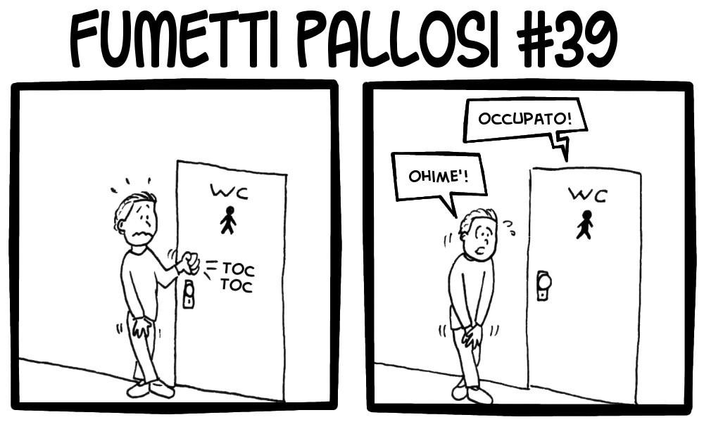 Fumetti Pallosi 39