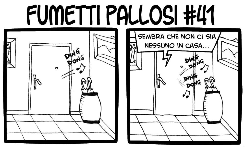 Fumetti Pallosi 41