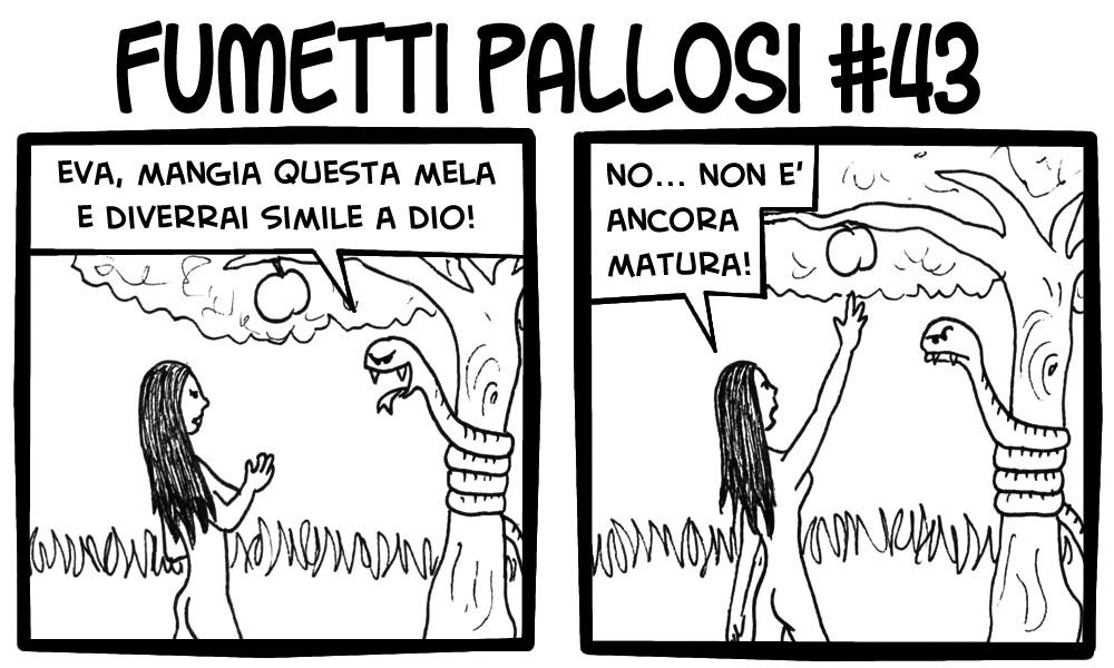 Fumetti Pallosi 43