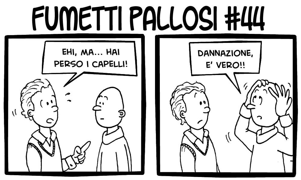 Fumetti Pallosi 44