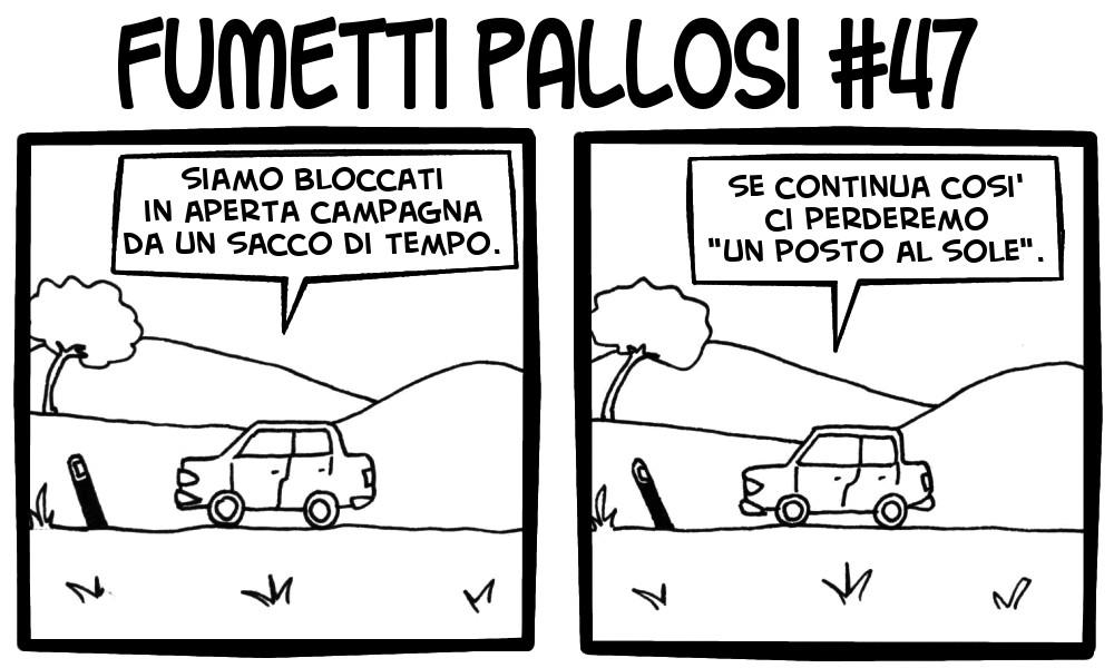 Fumetti Pallosi 47