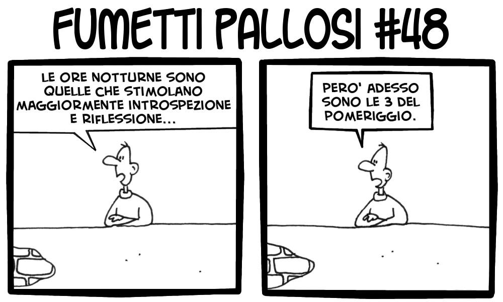 Fumetti Pallosi 48