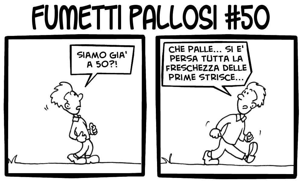 Fumetti Pallosi 50